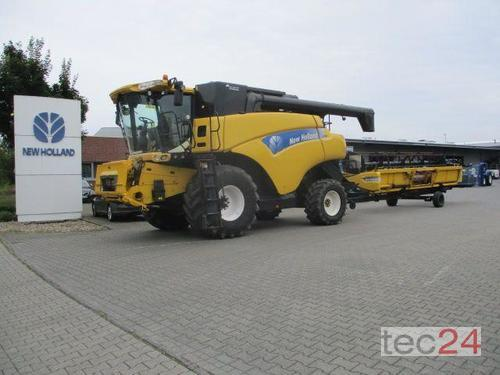New Holland CR 960 Bouwjaar 2006 4 WD