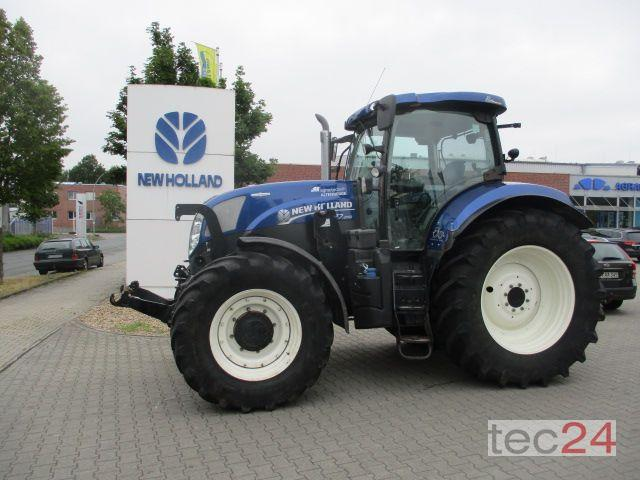 New Holland T7 200 AC | Tractor used - Altenberge - 64 900 €