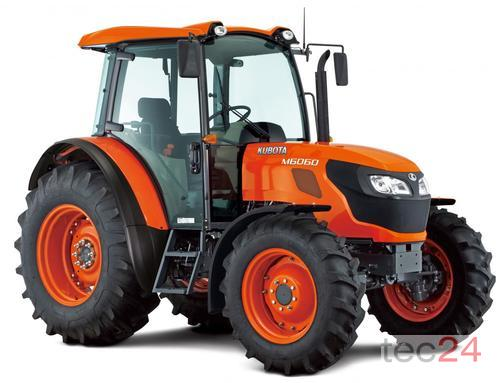 Kubota M6060 Cab Year of Build 2017 4WD