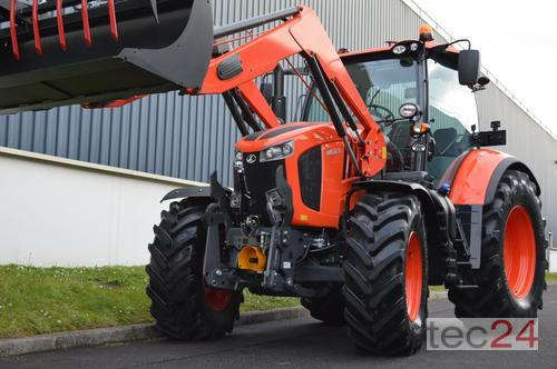 Kubota M6121 Fl Front Loader Year of Build 2018