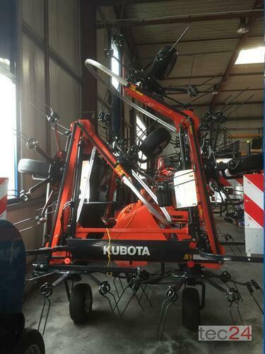 Kubota Te6576, Ab 159,-€ Monatl. Finanzierung Rok výroby 2018 Greven