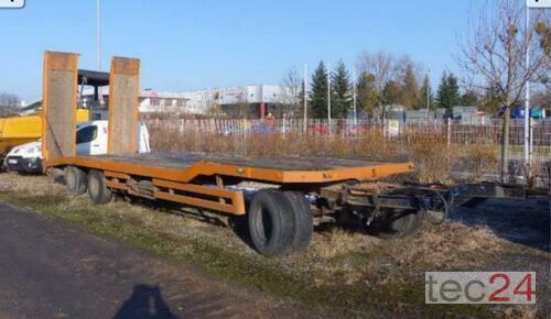 Stetzl 3 Achser Año de fabricación 1984 Honigsee