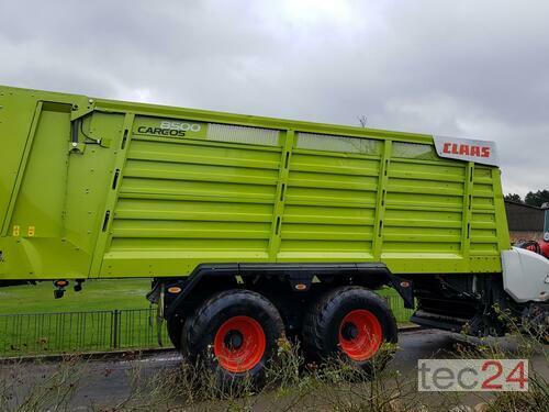 Claas Cargos 8500 anno di costruzione 2015 Honigsee