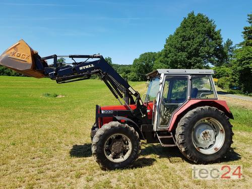 Massey Ferguson 393s Mit Frontlader Front Loader Year of Build 1991