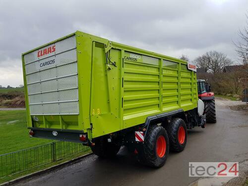 Claas Cargos 8500 Baujahr 2015 Honigsee