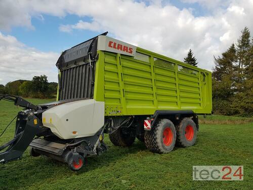Claas Cargos 8500 Rok výroby 2015 Honigsee