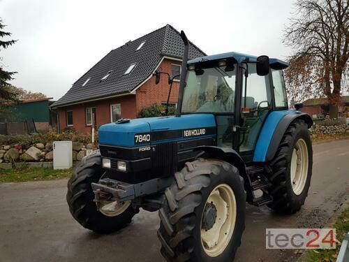 New Holland 7840 A
