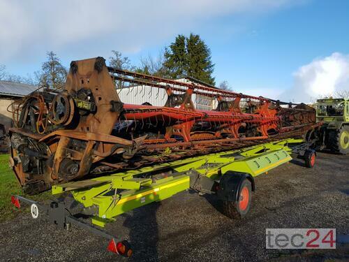 Claas V 1050 Mit Schneidwerkswagen anno di costruzione 2014 Honigsee