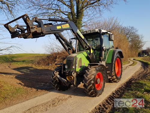 Fendt 411 Vario Front Loader Year of Build 2000