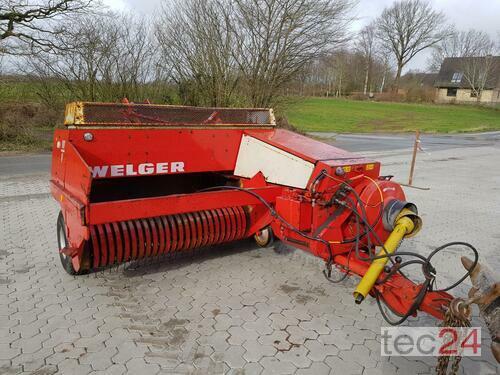 Welger Ap 630 Рік виробництва 1996 Honigsee