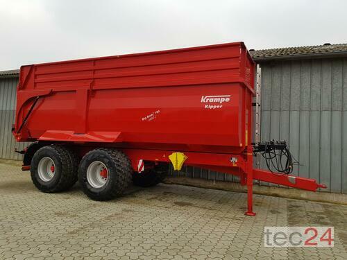 Krampe Big Body 700 Rok výroby 2019 Honigsee