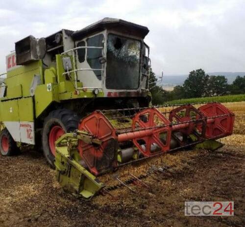 "Claas 112 Cs ""Brandschaden"" Rok výroby 1984 Honigsee"