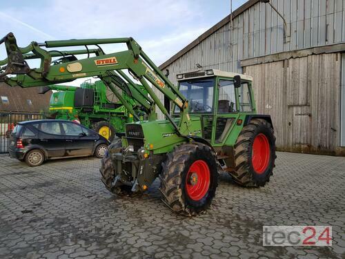 Fendt Farmer 308 LSA Frontlader Baujahr 1986