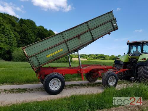 Welger Dk 120-2 Year of Build 1984 Honigsee