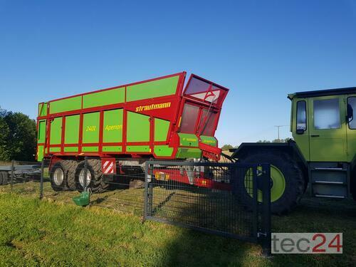 """Strautmann Aperion 2401 """"Rollbandwagen"""" Year of Build 2018 Honigsee"""