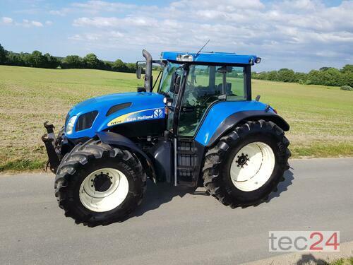 New Holland TVT 170 Año de fabricación 2005 Accionamiento 4 ruedas