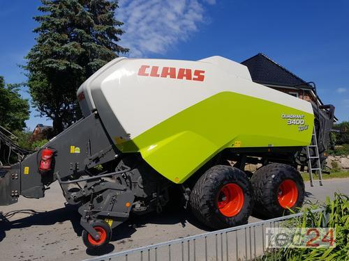 Claas Quadrant 3400 Roto Cut