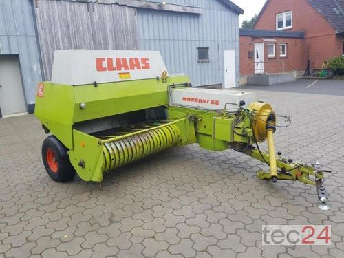 Claas Markant 65 Baujahr 1989 Honigsee