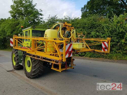 Dubex 2a 18m Und 1100 Liter Rok produkcji 1995 Honigsee