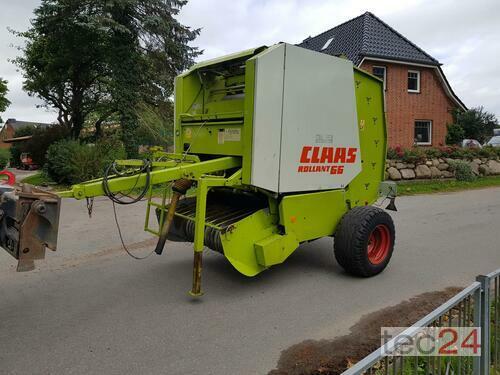 Claas Rollant 66 Baujahr 1991 Honigsee