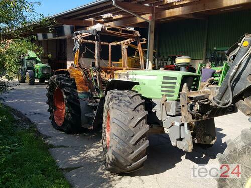 Fendt Farmer 311 LSA Årsmodell 1994 4-hjulsdrift