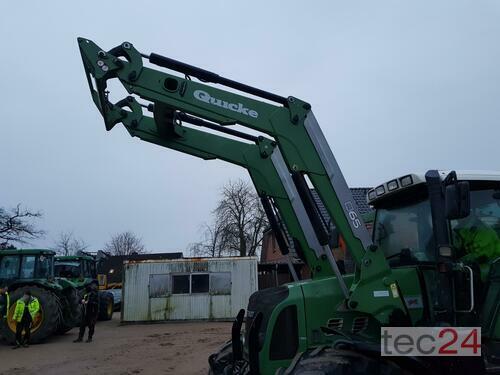 Alö Quicke Q65 Mit Konsolen Für Fendt 820