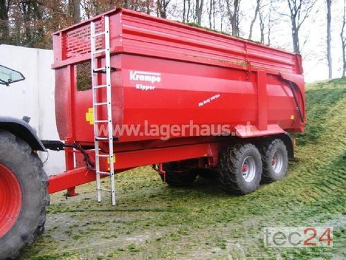 Krampe Big Body 640 Carrier Baujahr 2017 Korneuburg