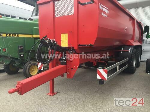 Krampe Big Body 790 Carrier Baujahr 2017 Korneuburg