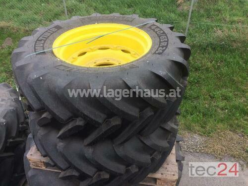 Michelin Multibib 440/65r24 Und 540/65r34 Korneuburg