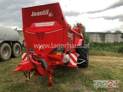 Jeantil 10-6 Miststreuer Anul fabricaţiei 2018 Korneuburg