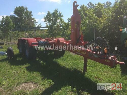 Pronar Hakenliftwagen Rok výroby 2016 Korneuburg