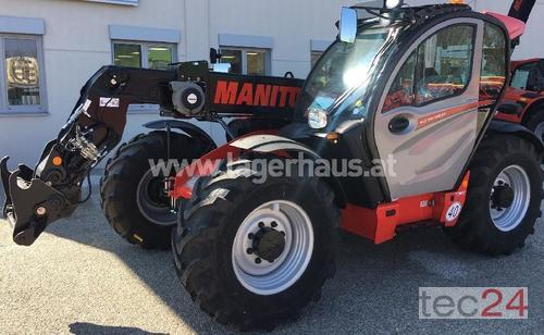 Manitou Mlt 741 Premium Year of Build 2020 Korneuburg