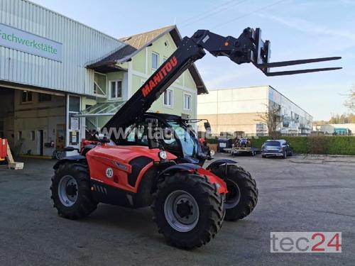 Manitou Mlt 737 Classic Year of Build 2019 Korneuburg