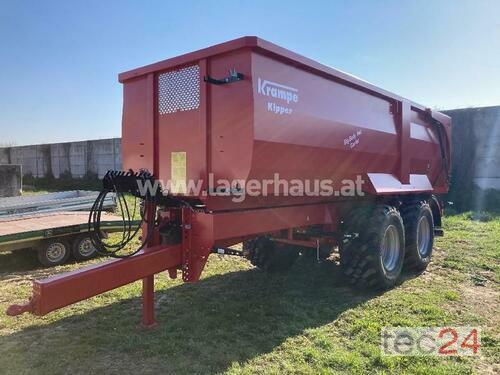 Krampe Big Body 640 Carrier Année de construction 2021 Korneuburg