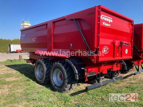 Krampe Big Body 650 Carrier Année de construction 2021 Korneuburg
