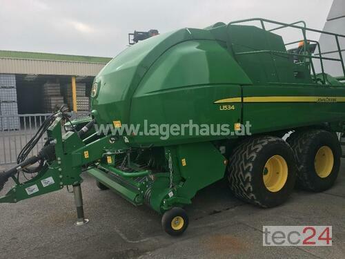 John Deere L1534 Año de fabricación 2015 Korneuburg