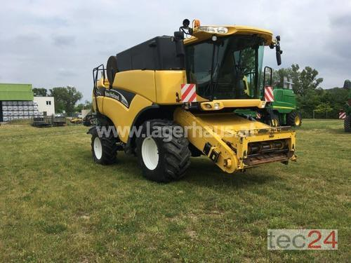 New Holland 860 Cx!!Auctionsmaschine!! Www.Ab-Auction.Com anno di costruzione 2003 Korneuburg