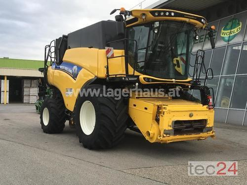 New Holland CR 9.90 Год выпуска 2015 Korneuburg