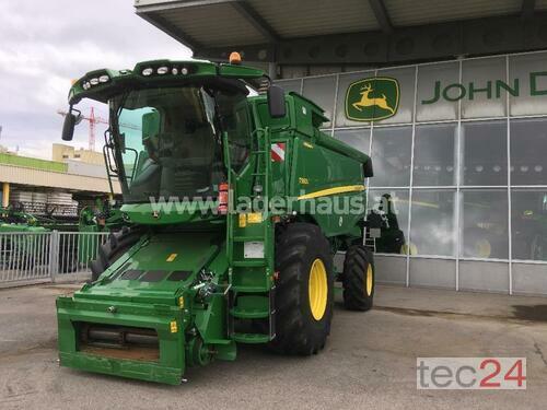 John Deere T 560 HillMaster Год выпуска 2017 Korneuburg