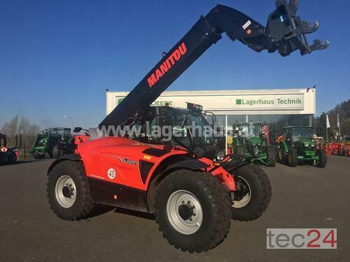 Manitou Mlt 840 Premium Año de fabricación 2019 Korneuburg