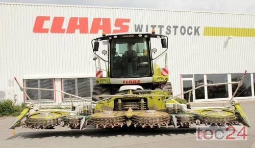 Claas Orbis 750 Auto Contour Ts Year of Build 2013 Heiligengrabe OT Liebenthal