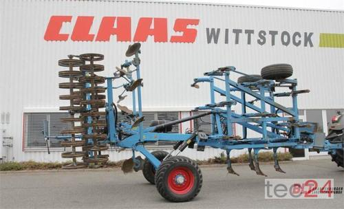 Lemken Karat 9/500 Year of Build 2009 Heiligengrabe OT Liebenthal
