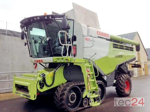 Claas Lexion 750 Terra Trac Year of Build 2017 Heiligengrabe OT Liebenthal