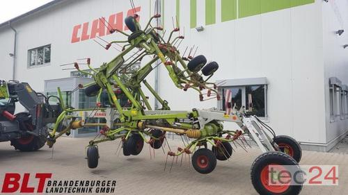 Claas Volto 1320 T Rok výroby 2013 Heiligengrabe OT Liebenthal