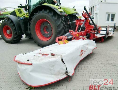 Kuhn Gmd 8730 Baujahr 2017 Heiligengrabe OT Liebenthal