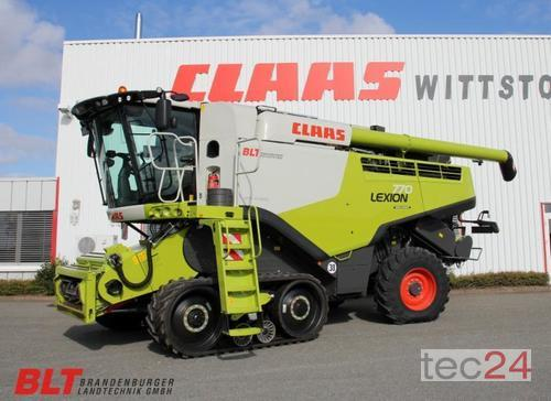 Claas Lexion 770 Terra Trac Year of Build 2018 Heiligengrabe OT Liebenthal