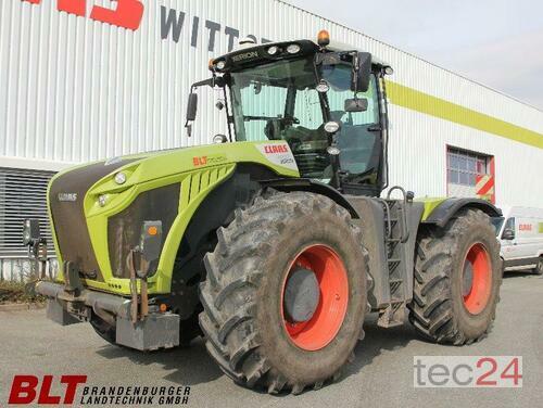 Claas Xerion 4000 Trac VC Baujahr 2015 Allrad