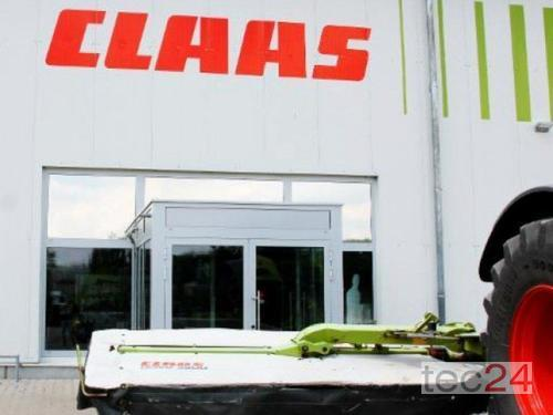 Claas Disco 3500 Contour Årsmodell 2007 Heiligengrabe OT Liebenthal