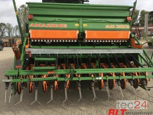 Amazone Ke 303+Ad 303 Super Drillkombination Year of Build 2004 Heiligengrabe OT Liebenthal
