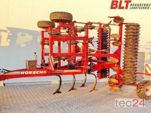 Horsch Terrano 5 Fx Year of Build 2010 Heiligengrabe OT Liebenthal